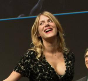 Melanie Laurent : la jeune maman danse avec Quentin Tarantino a Lyon