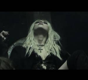 Taylor Momsen : orgie et cuir SM pour le clip Going To Hell