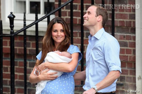 Le baptême du Prince George aura lieu le 23 octobre 2013.
