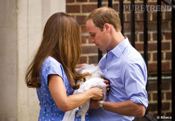 Kate Middleton et le Prince William vont baptiser leur premier enfant le 23 octobre 2013.