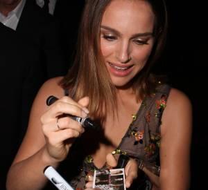 Natalie Portman a avoué avoir repris son rôle de Jane Foster avec beaucoup de plaisir.