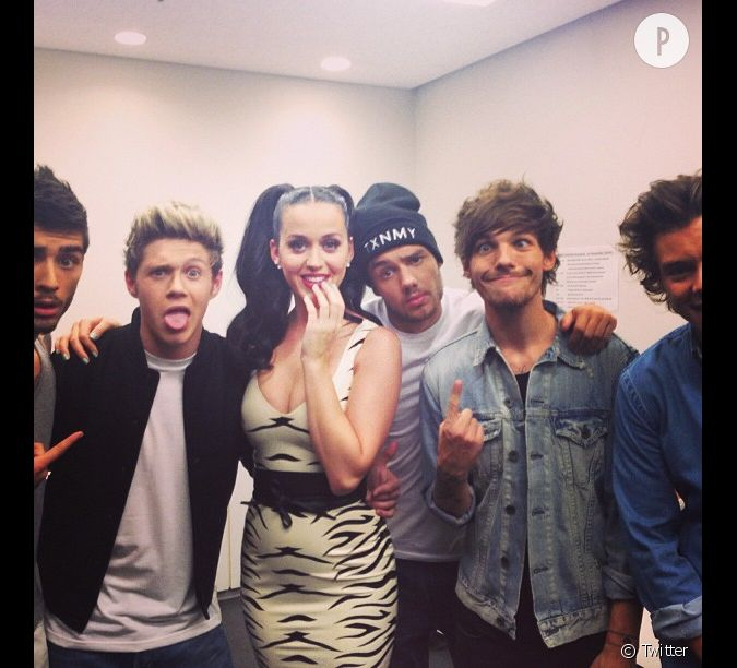 Rencontre one direction
