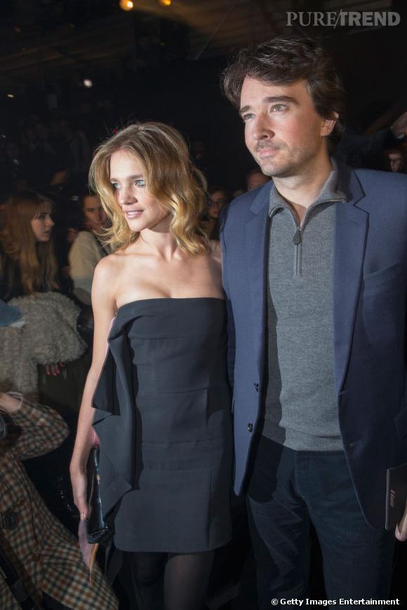 Natalia Vodianova et Antoine Arnault attendent leur premier enfant ! Un bébé prévu pour 2014.