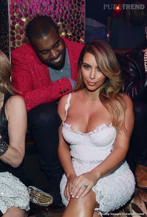 Kanye West est bien décidé à faire de lui et Kim le couple le plus puissant d'Hollywood. Et ça commence par un mariage à couper le souffle !