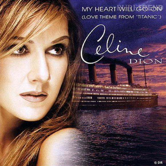 """Céline Dion a avoué ne pas aimer sa chanson """"My Heart Will Go On""""."""
