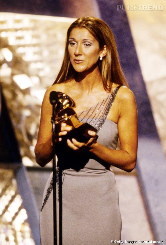 Céline Dion a reçu un Grammy en 1999 pour sa chanson.