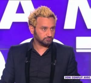 """Cyril Hanouna règle ses comptes avec Nicolas Bedos dans """"Touche pas à mon poste""""."""