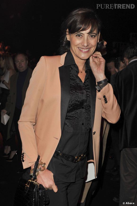 Ines de la Fressange, 6ème personnalité française la plus influente de 2013.
