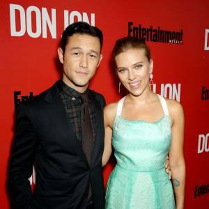 "Scarlett Johansson joue aussi aux côtés de Joseph Gordon-Levitt dans ""Don Jon""."