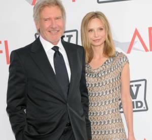 Clalista Flockhart et Harrison Ford, mariés en secret au Nouveau Mexique.