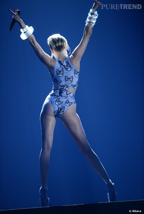Miley Cyrus personnalité de l'année 2013 selon le Time ?