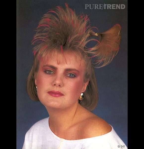 La crinière raccord au make-up, un atout séduction sous estimé !   (Source : Likes.com)