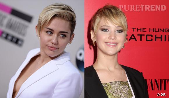 Miley Cyrus serait très en colère contre Jennifer Lawrence. Il faut dire qu'en plus de critiquer les stars qui vendent leur nudité, elle semble aussi très proche de Liam Hemsworth.