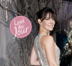 """Evangeline Lilly, reine de la soirée pour """"Le Hobbit : La Désolation de Smaug"""""""