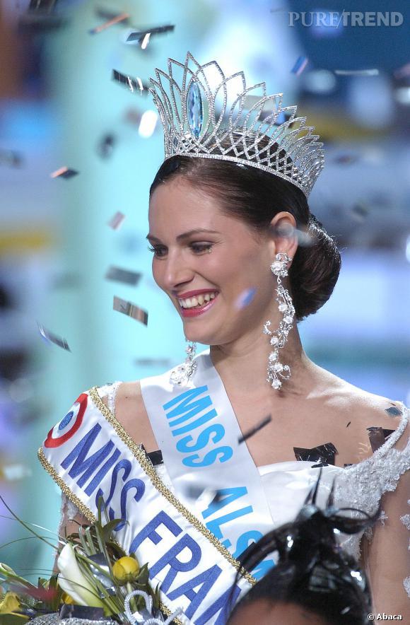Laetitia Bleger Miss France 2004.