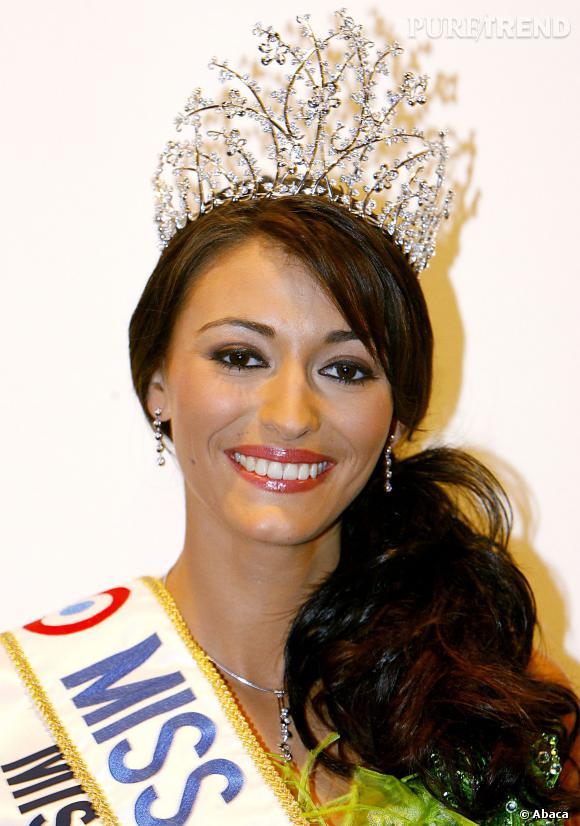 Rachel Legrain-Trapani Miss France 2007.