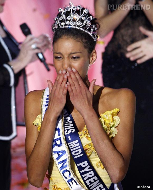 Chloé Mortaud Miss France 2009.