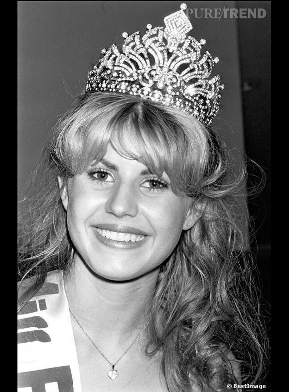 Sabrina Belleval Miss France 1982.