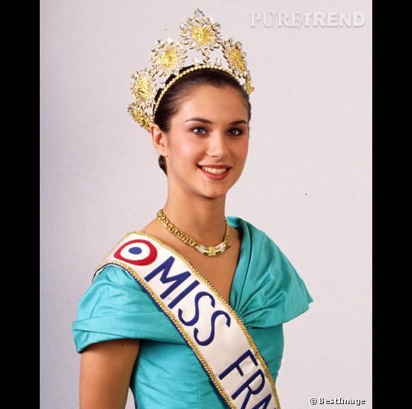Valérie Claisse Miss France 1994.