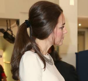 Kate Middleton : une coiffure déprimante pour le bad hair day de la Duchesse...