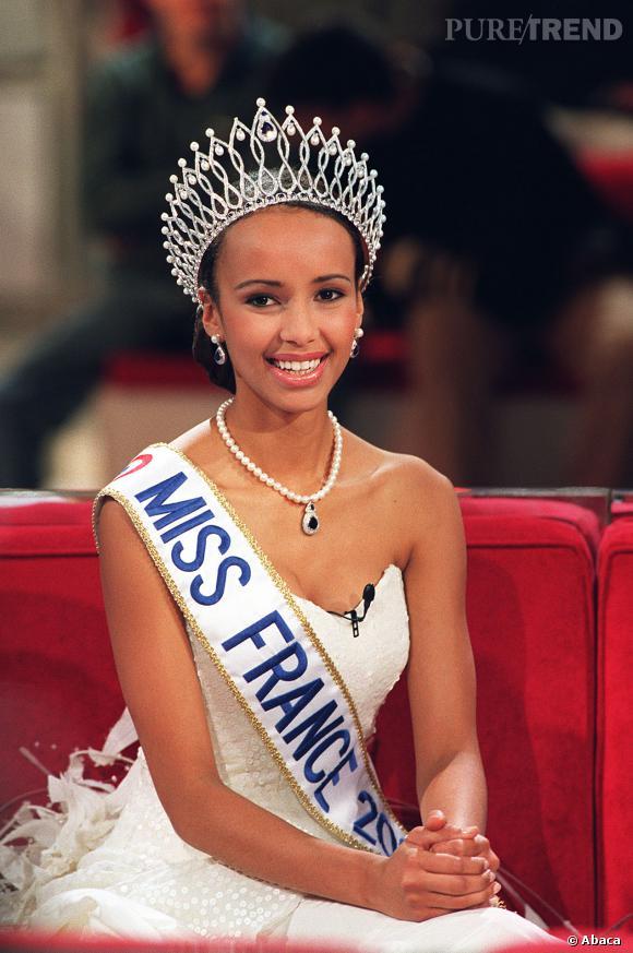 Sonia Rolland, une Miss France qui n'a pas plu à tout le monde.