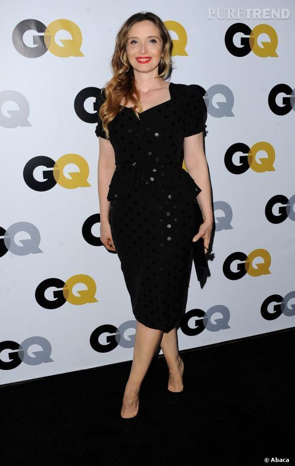 """Julie Delpy, nommée aux Golden Globes 2014 pour """"Before Midnight""""."""