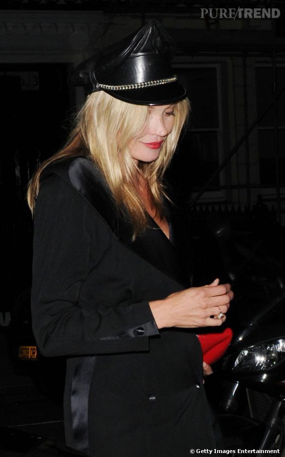 Kate Moss, un monstre de mode indétrônable.