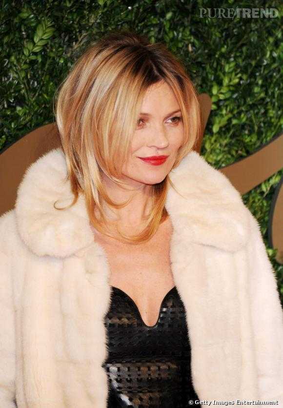 Kate Moss, à bientôt 40 ans, elle reste la référence.