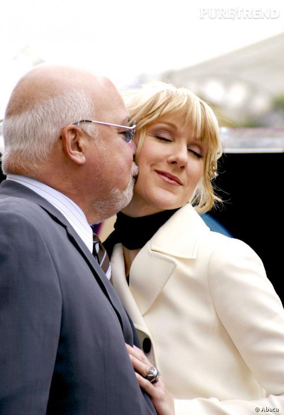 René Angelil et Céline Dion élèbrent leurs 19 ans de mariage.