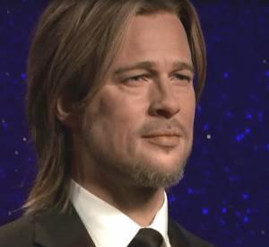 Pour ses 50 ans, Brad Pitt reçoit une nouvelle statue de cire. Une statue sensiblement vieillie.