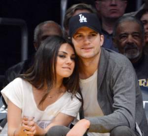 Ashton Kutcher et Mila Kunis : un mariage express et un bébé en 2014 ?