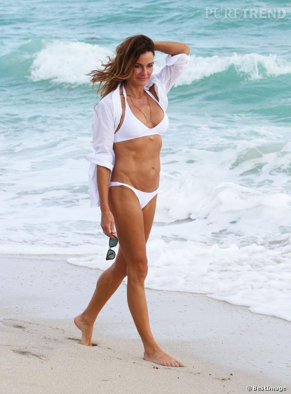 Kelly Bensimon se rêve top model à Miami.