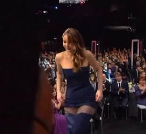 Jennifer Lawrence, Kim Kardashian... SOS problèmes de robe !
