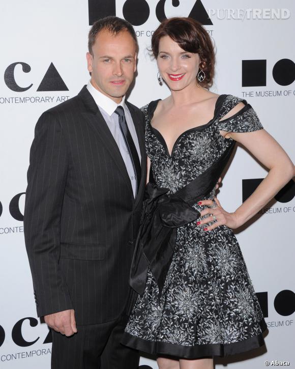 Aujourd'hui, l'acteur est mariée à Michele Hicks.