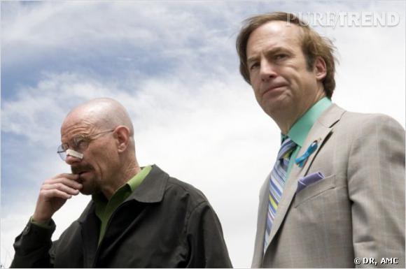 Reste à savoir si le personnage de Saul Goodman pourra être aussi complexe que celui de Walter White !