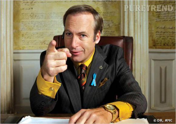 "Bob Odenkirk devrait bientôt avoir son propre spin-off, intitulé ""Better Caul Saul""."