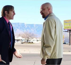 """Bryan Cranston et Bob Odenkirk dans """"Breaking Bad""""."""