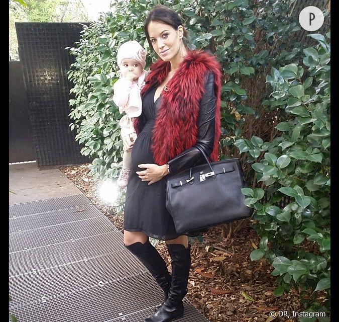 Jade foret s 39 affiche sur instagram enceinte mais toujours - Fausse couche mais toujours enceinte ...
