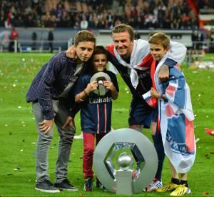 David Beckham crée une collection H&M pour les petits mecs