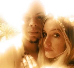 Ashlee Simpson va se marier avec son copain depuis juillet 2013 : Evan Ross.