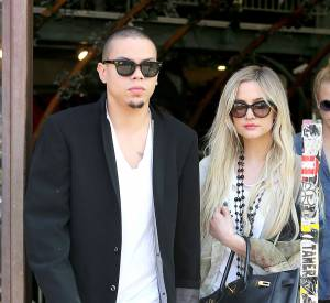 Ashlee Simpson et Evan Ross ne se quittent plus.