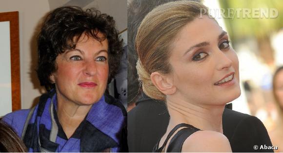 Emmanuèle Bernheim remplace Julie Gayet à la Villa Medicis.