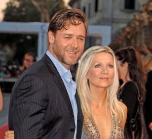 Russell Crowe et son ex femme, Danielle Spencer.