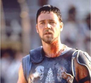 """Le pic de virilité de Russell Crowe ? Son rôle dans """"Gladiator""""."""