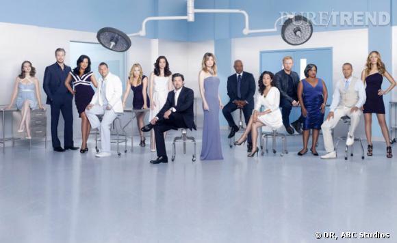 10 saisons et toujours autant de succès pour la série Grey's Anatomy.
