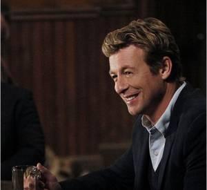 """""""Mentalist"""", Simon Baker (Patrick Jane) se trouve un nouvel ennemi dans la saison 6."""