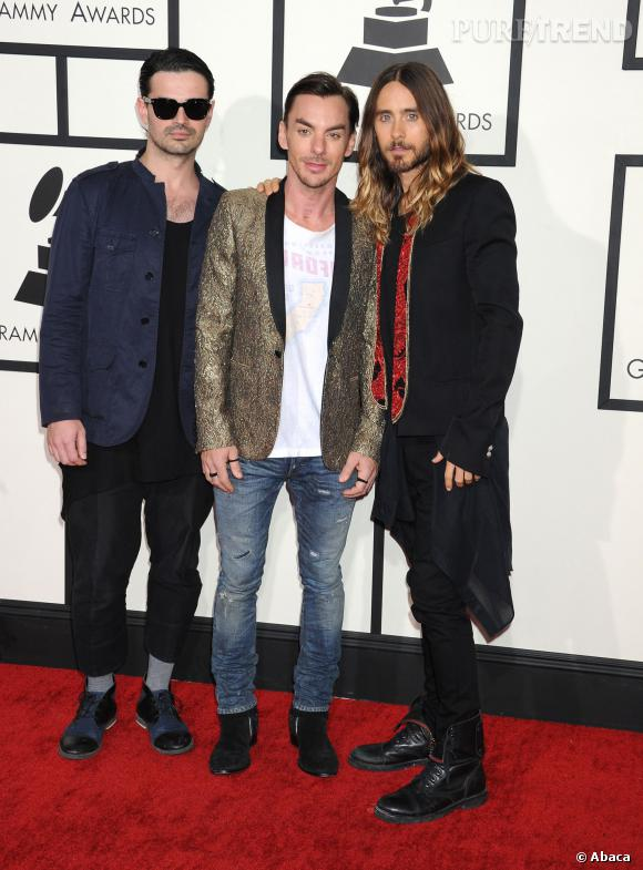 Look dandy pour 30 seconds To Mars.