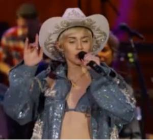Miley Cyrus et Madonna en duo pour MTV Unplugged.