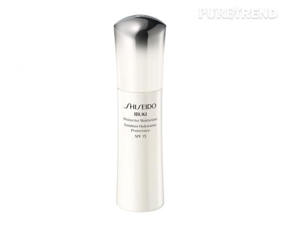 Emulsion Hydratante Protectrice SPF15 Ibuki by Shiseido
