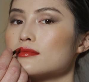 Make-up : bouche foncée mode d'emploi !
